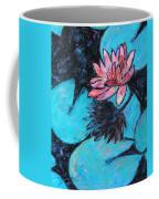 Monet's Lily Pond IIi Coffee Mug by Xueling Zou