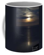 Moon Rise Coffee Mug by Anne Gilbert