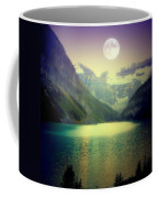 Moonlit Encounter Coffee Mug by Karen Wiles