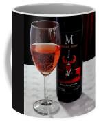 Moose Joose - Blueberry Partridgeberry Wine  Coffee Mug by Barbara Griffin