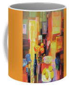 Morning In Paris Coffee Mug by Martin Decent