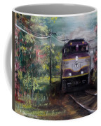 Morning Outbound Coffee Mug by Jack Skinner
