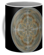 Morphed Art Globes 25 Coffee Mug by Rhonda Barrett