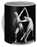 Moscow Opera Ballet Dancers Coffee Mug by Underwood Archives
