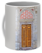 Mosque Doors 04 Coffee Mug by Antony McAulay
