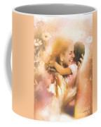 Mother's Arms Coffee Mug by Mo T