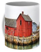 Motif Number 1 Rockport Ma Coffee Mug by Jack Schultz