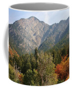 Mountain Escape Coffee Mug by Bruce Bley