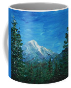 Mountain View Coffee Mug by Anastasiya Malakhova