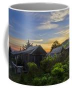 Mt Leconte Before Dawn Coffee Mug by Debra and Dave Vanderlaan