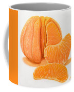 My Clementine Coffee Mug by Garry McMichael