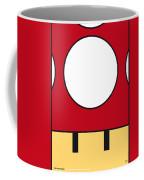 My Mariobros Fig 05a Minimal Poster Coffee Mug by Chungkong Art