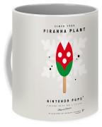 My Nintendo Ice Pop - Piranha Plant Coffee Mug by Chungkong Art