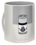 My Star Warhols Stormtrooper Minimal Can Poster Coffee Mug by Chungkong Art