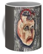 Nagging Doubts Coffee Mug by Michal Boubin