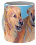 Nana Nana Na Na Coffee Mug by Kimberly Santini