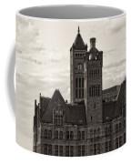 Nashville's Union Station Coffee Mug by Dan Sproul