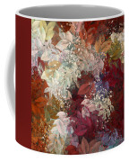Naturaleaves - 88c02 Coffee Mug by Variance Collections