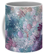Naturaleaves - S1002b Coffee Mug by Variance Collections