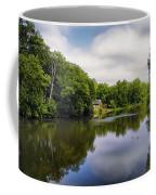Nature Center On Salt Creek Coffee Mug by Thomas Woolworth