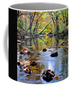 Natures Mood Lighting Coffee Mug by Frozen in Time Fine Art Photography