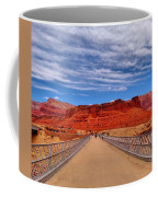 Navajo Bridge Coffee Mug by Dan Sproul
