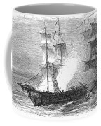 Naval Battle, 1779 Coffee Mug by Granger