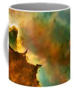 Nebula Cloud Coffee Mug by Jennifer Rondinelli Reilly - Fine Art Photography