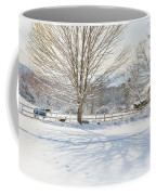 New England Winter Coffee Mug by Bill Wakeley