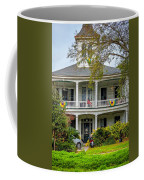 New Orleans Frat House Coffee Mug by Steve Harrington