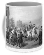 New York: Washington, 1783 Coffee Mug by Granger