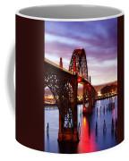 Newport Dawn Coffee Mug by Darren  White