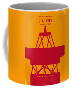 No081 My Star Trek 1 Minimal Movie Poster Coffee Mug by Chungkong Art