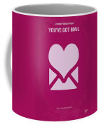 No107 My Youve Got Mail Movie Poster Coffee Mug by Chungkong Art