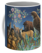 Nocturnal Cantata Coffee Mug by James W Johnson