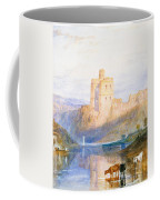 Norham Castle An Illustration To Marmion By Sir Walter Scott Coffee Mug by Joseph Mallord William Turner