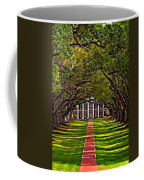 Oak Alley II Coffee Mug by Steve Harrington