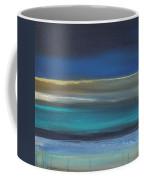 Ocean Blue 2 Coffee Mug by Linda Woods