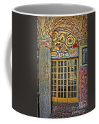 October At Fonthill Castle Coffee Mug by Susan Candelario