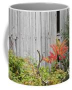 Old Barn In Fall Coffee Mug by Keith Webber Jr