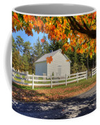 Old Bethel Church 1842 Coffee Mug by Dan Friend