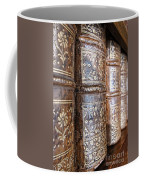 Old Knowledge Coffee Mug by Olivier Le Queinec