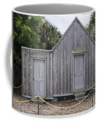 Old Post Office In Melbourne Beach Coffee Mug by Allan  Hughes