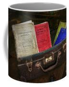 Old School Days Coffee Mug by Kaye Menner