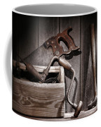 Old Tools Coffee Mug by Olivier Le Queinec