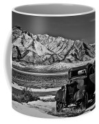 Old Truck Coffee Mug by Robert Bales