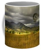Old Windmill Coffee Mug by Robert Bales