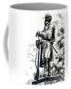 On Duty In Brigadoon  No Ch101 Coffee Mug by Kip DeVore