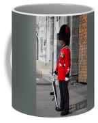 On Guard Quebec City Coffee Mug by Edward Fielding