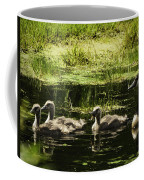 One Honk Says It All Coffee Mug by Thomas Young